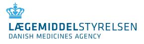 Logo - Lægemiddelstyrelsen