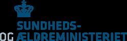 Logo Sundheds- og Ældreministeriet