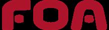 FOA's logo